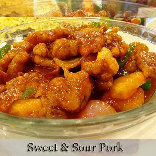 Sweet & Sour Pork2