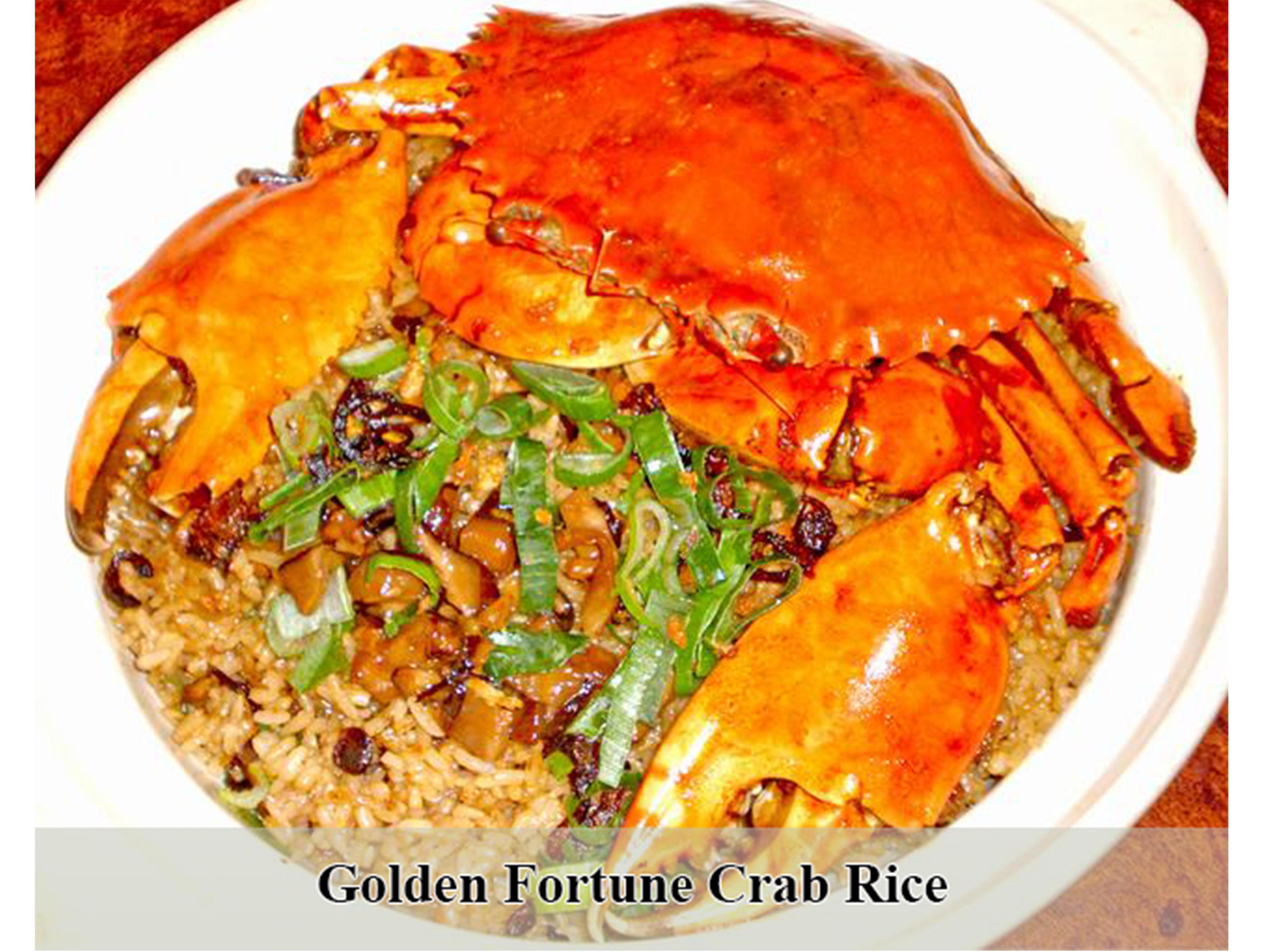Golden-Fortune-Crab-Rice